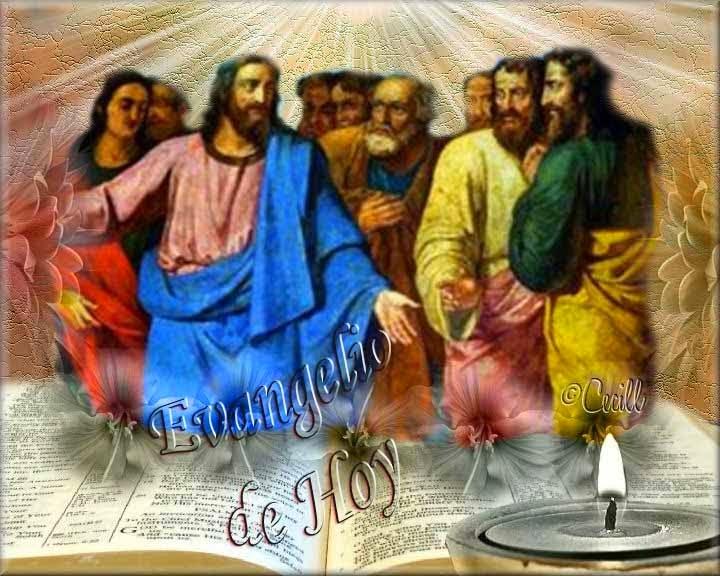 174 Blog Cat 243 Lico Gotitas Espirituales 174 El Evangelio De Hoy S 193 Bado 25 De Abril San Marcos Evangelista