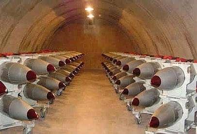 الحرب النووية