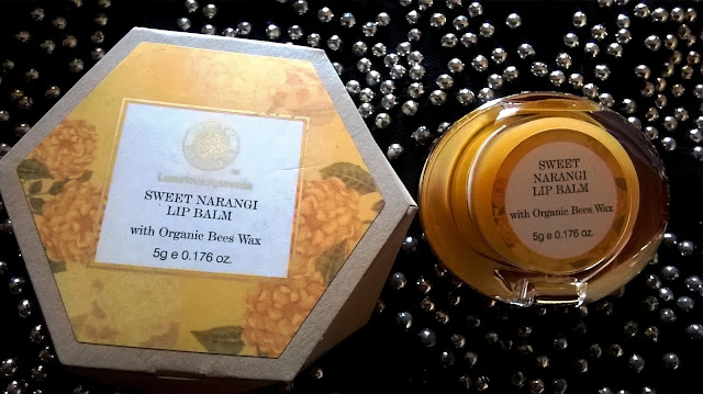 Forest Essentials Lips Balm Sweet Narangi