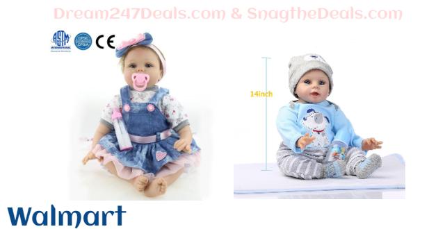 Reborn Baby Doll  Lifelike