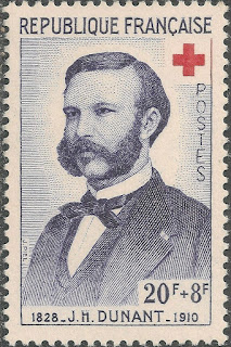 Henri Dunant, Red Cross Founder France