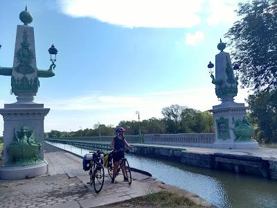 Canal de Briare, Francia