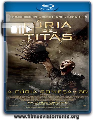 Fúria De Titãs Torrent - BluRay Rip 720p Dublado