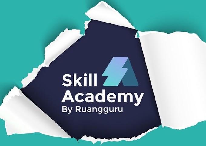 Cara & Daftar di Skill Academy by Ruangguru