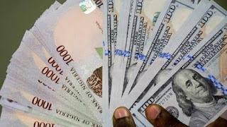 Naira's fall continues, hits record low