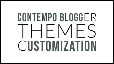 new contempo blogger theme