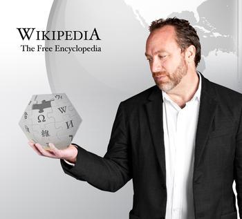 kisah Rahasia Dibalik Suksesnya Pendiri Wikipedia