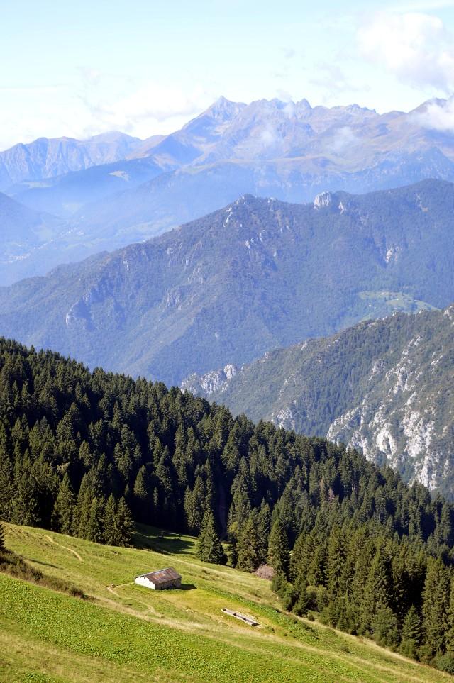 montagna vicino a milano