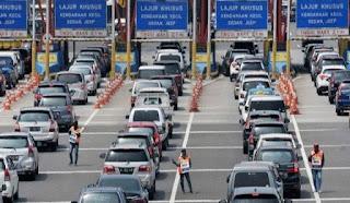 Taktik Jitu Pemerintah Antisipasi Kemacetan Mudik Lebaran