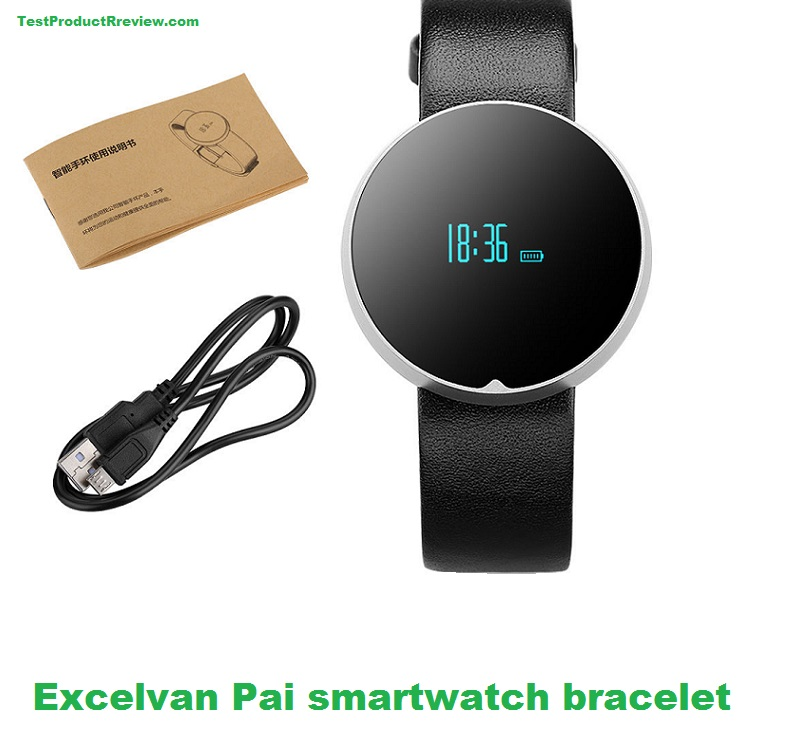 excelvan pai smartwatch bracelet test and review. Black Bedroom Furniture Sets. Home Design Ideas