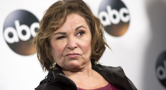 Roseanne Barr's new stream of abuse: Star retweets hundreds of abusive comments after blaming Ambien for her racist remark about Valerie Jarrett and claiming 'I thought she was white'