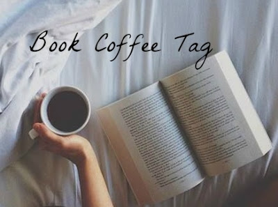 Book Coffee Tag