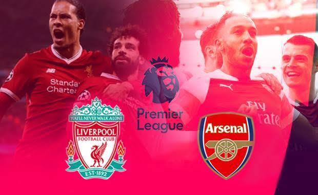البث المباشر : ليفربول ضد أرسنال (الدوري الإنجليزي)