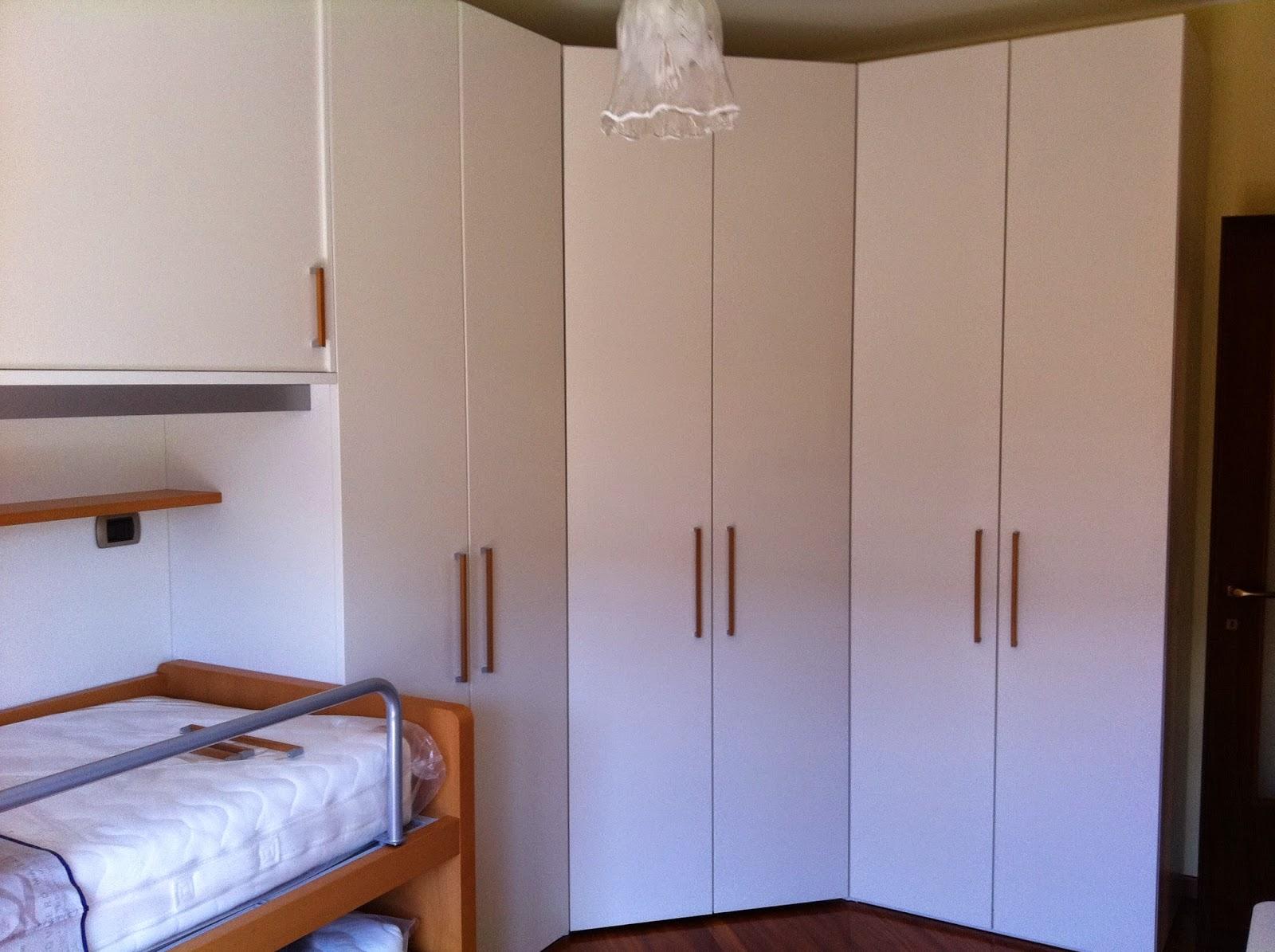 Bonetti camerette bonetti bedrooms cameretta stretta e - Cameretta per due ...