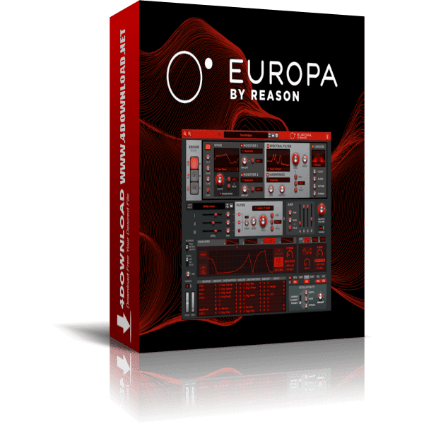 Download Propellerhead - Europa by Reason Full version