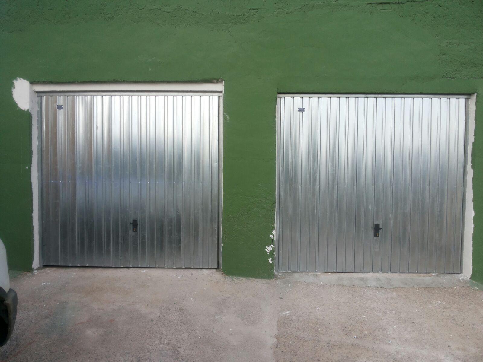 Persianas y puertas manuales y autom ticas pedro reyes for Puertas galvanizadas