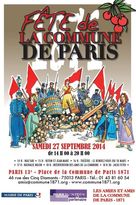 Fête de la Commune de Paris