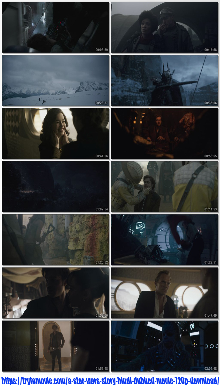 A Star Wars Story Hindi Dubbed Movie 720p Download
