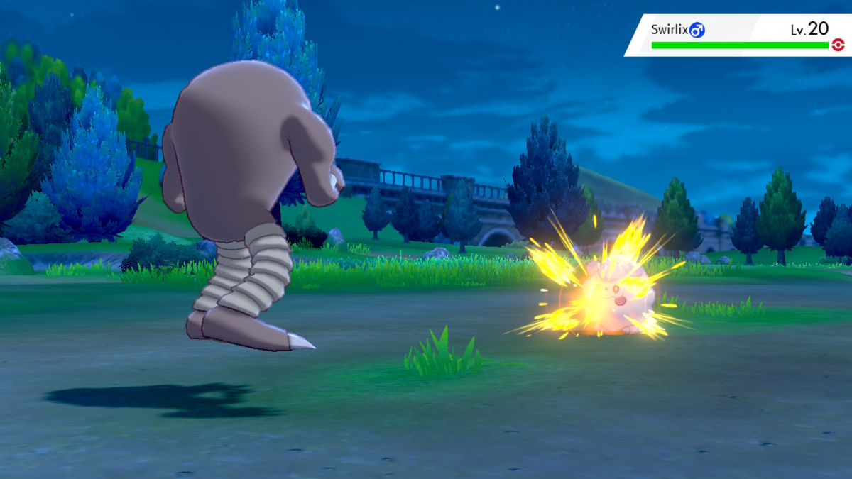 Pokémon Struggle