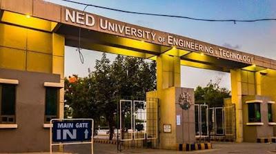 NED university of engineering and technology Karachi
