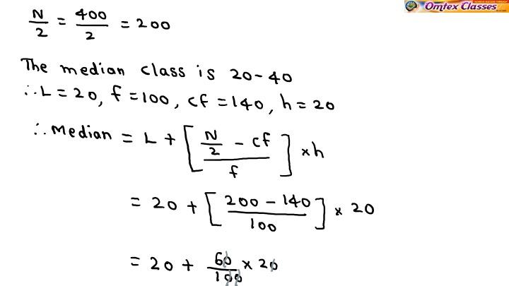 OMTEX CLASSES: Statistics, Problem Set, SSC New Syllabus