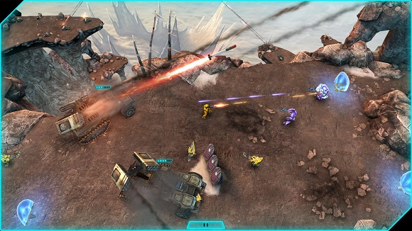 Halo Spartan Assault PC Full Version Screenshot 1