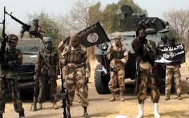 Boko Haram Kidnap Travelers On Maiduguri-Damaturu Highway, Burn Two Vehicles