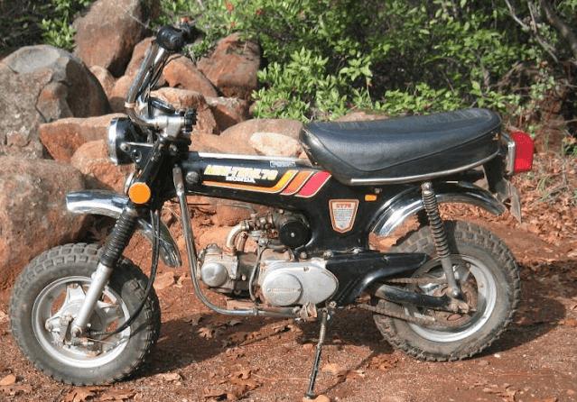 1978 Honda CT70