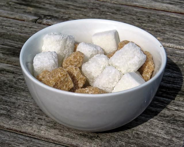 Reduce salt and sugar intake