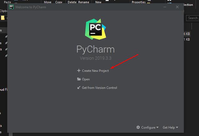 Language Python| (المقالة التانية) تنصيب الادوات اللازمة لدورة python