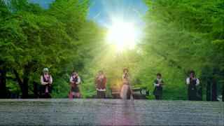 Kishiryu Sentai Ryusoulger - 22 Subtitle Indonesia and English