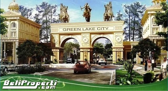 green lake city agung sedayu group