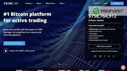 PrimeXBT.com – отзывы и инструкция по работе с биржей