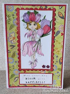 Deezy's Card