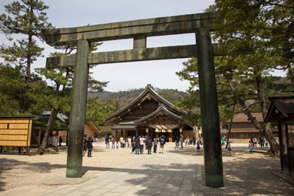 ศาลเจ้าอิซูโมะ (Izumo Shrine/ Izumo Grand Shrine) @ www.youramazingplaces.com