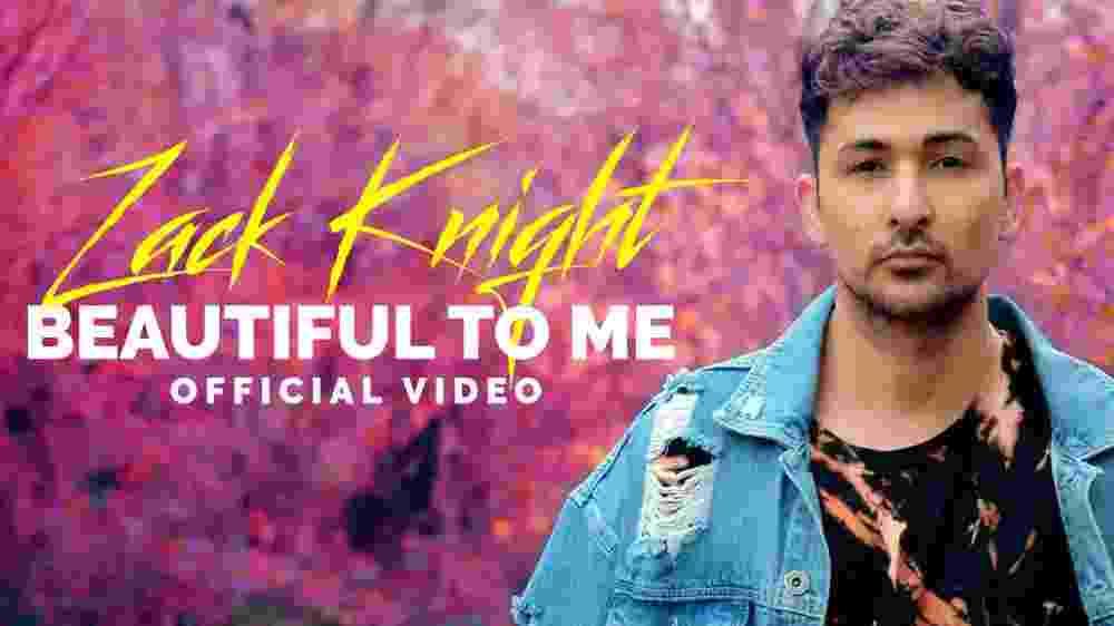 Beautiful To Me Lyrics - Zack Knight