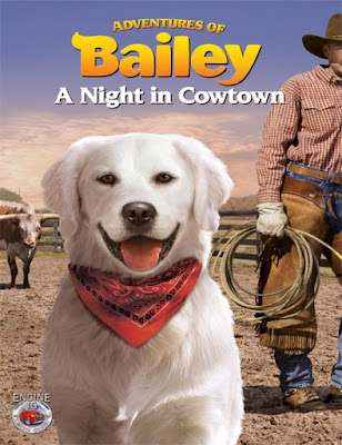 Adventures of Bailey: A Night in Cowtown – DVDRIP LATINO