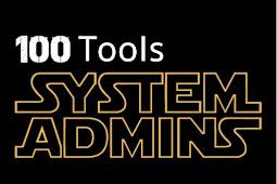 100 Aplikasi Gratis untuk SysAdmin