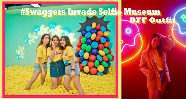 #Swaggers Invade Selfie Museum, Kuala Lumpur