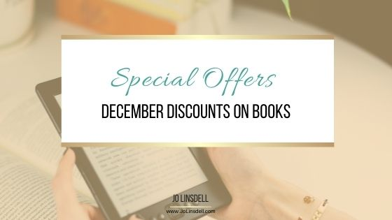 December Discounts On Books