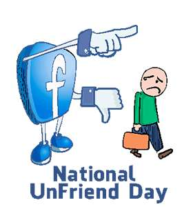 National Unfriend Day Wishes for Whatsapp