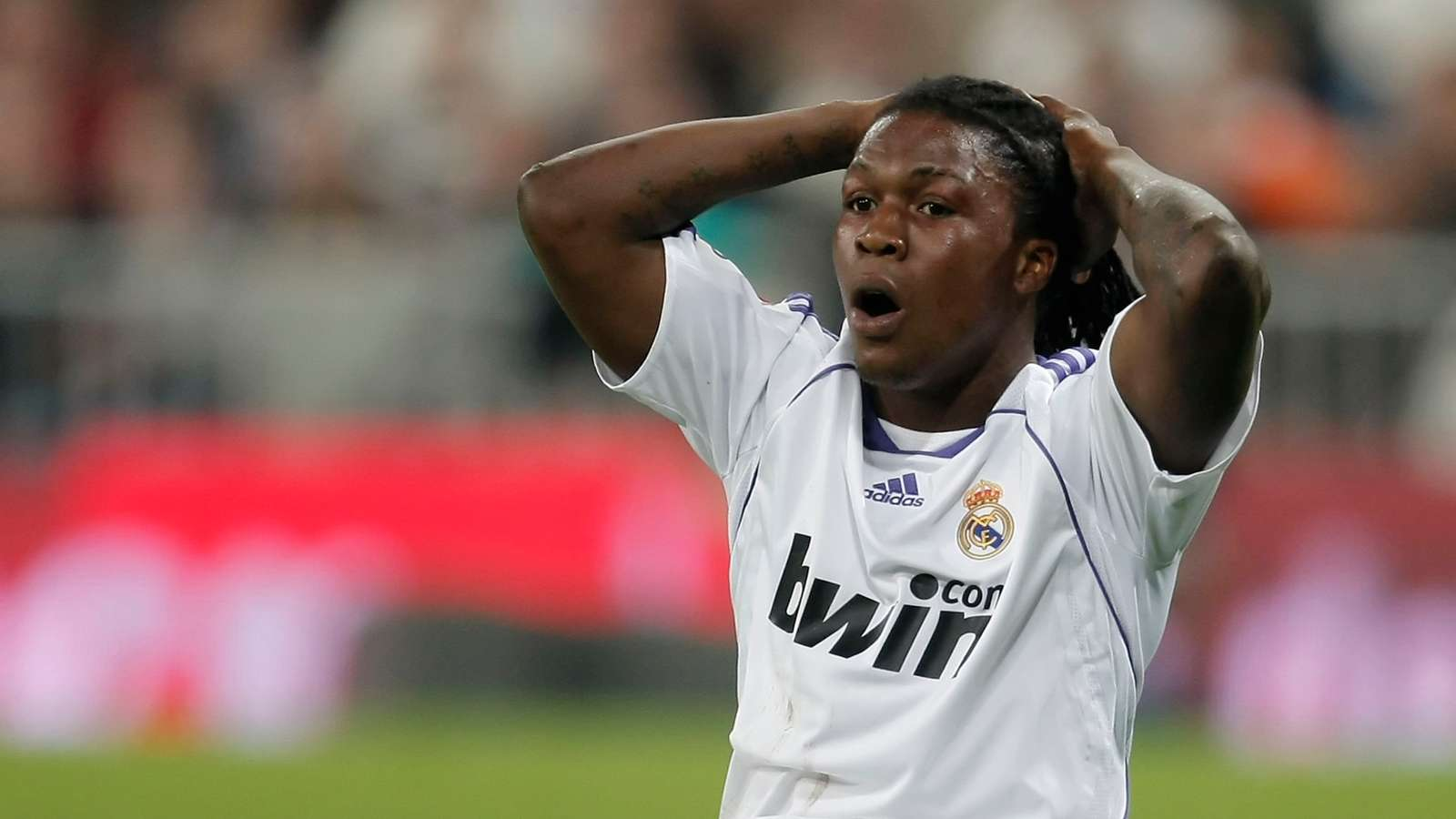 Royston Drenthe: From Real Madrid to Rap and Third Division