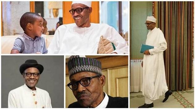 Happy Birthday to our Change Leader,Nigerians celebrate Buhari @ 74