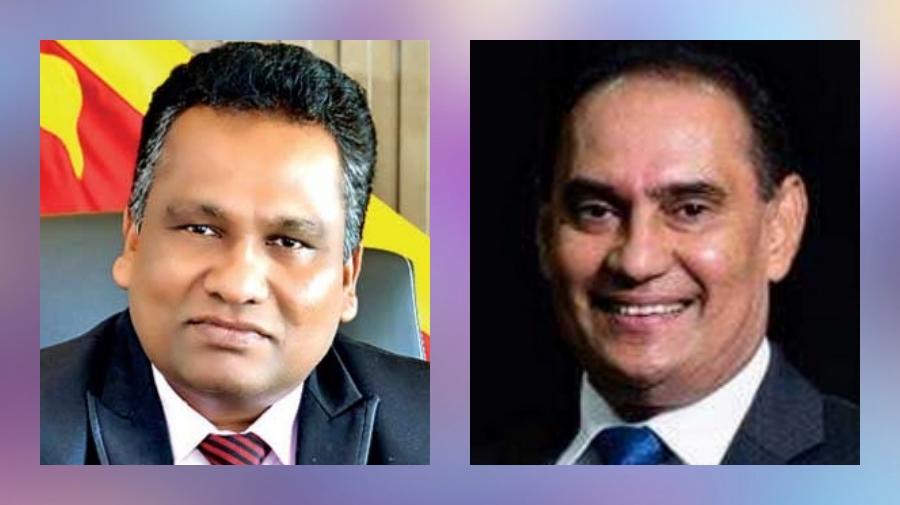 Engineer Vijitha Herath new Chairman of Sri Lanka Insurance - Prof. Lalith Gamage removed from ICTA