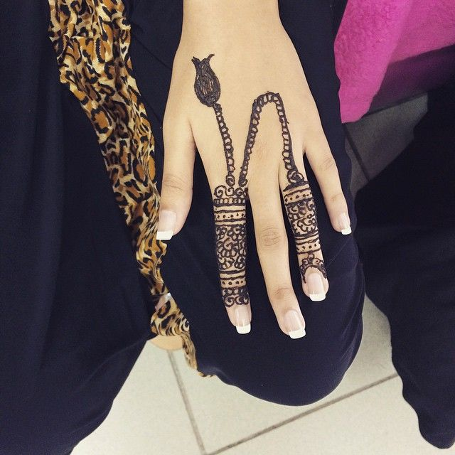 Easy Pakistani Mehndi Designs For Hands