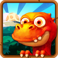 Dino Island Apk free Game for Android