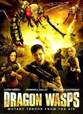 AVISPAS ASESINAS (Dragon Wasps) (2012) ver online - Español latino