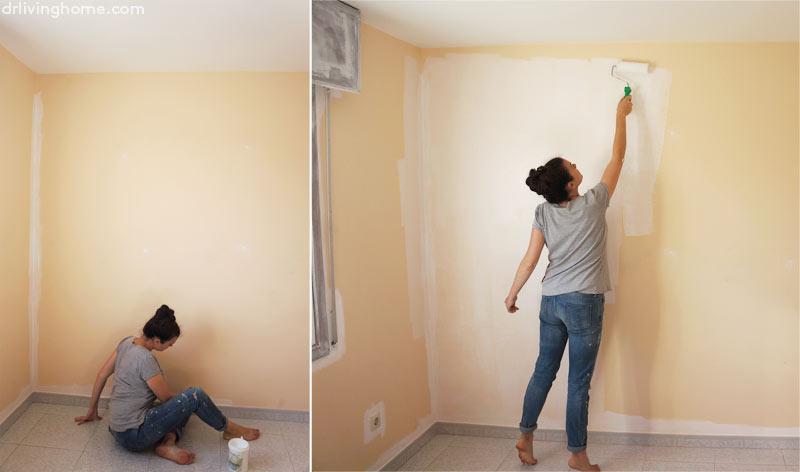 El nuevo color del dormitorio principal