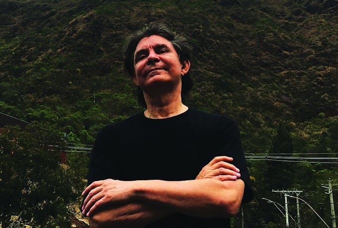 Lô Borges lança em março álbum de pulso roqueiro em que reativa a parceria com o irmão Marcio Borges