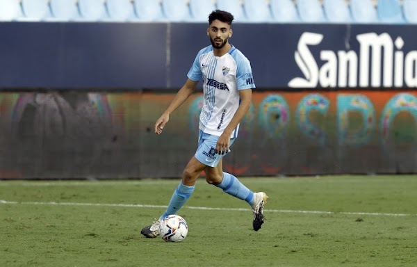 Málaga, Juande es el único jugador que conoce el Cartagonova